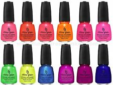 China Glaze Nail Polish 0.5 oz Variation Choose your Own Color