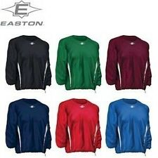 EASTON ACCELERATED PULLOVER WARM UP SUIT JACKET