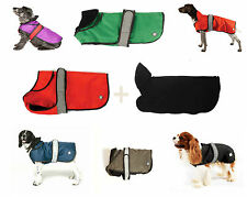 DOG COATS THE ULTIMATE ALL WEATHER 2 IN 1 COAT TO SUIT ALL FOUR SEASONS