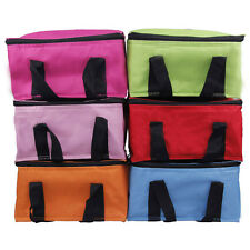 Durable Outdoor Picnic Coolbag Lunch Thermal Bag Cooler For Dinner Food Drinks