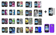 Hard Case Snap-on Phone Cover for Straight Talk LG Optimus Q L55C