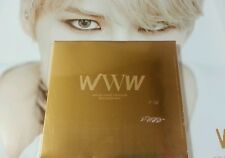 KIM JAEJOONG 1st Album WWW Vol.1:: CD w/ booklet+Poster(option)+FREE Photo,JYJ