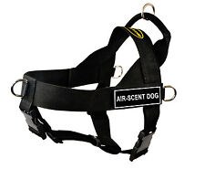 DT Universal Dog Harness with Velcro Patch