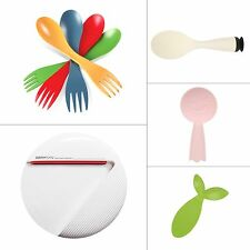 Toilet seat handle Can opener Corn rice scoop Picnic fork Oil press Can colander
