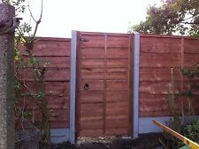 fencing panels Birmingham 70 of 5' by 6' bulk fence panels delivered