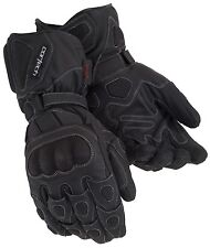 *Ships Within 24 Hrs* Cortech Scarab Winter Leather (Black) Glove Motorcycle