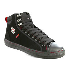 Lee Cooper Steel Toe Cap Baseball Style Safety Boots.Trainers Shoes LC022
