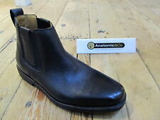 Anatomic Gel Natal Chelsea Ankle Boot Black Supple Leather Mens Size 7 9 10