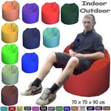 In Outdoor Large Classic Adults Bean Bags Giant Beanbag Bead Filled 70x70x90 cm