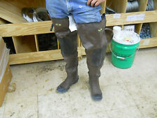 Rubber Hip Boots, Waders, Hunting Trapping Traps ducks, muskrat, raccoon