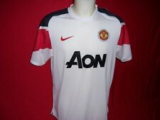 Maillot de Foot neuf Nike MANCHESTER UNITED extérieur 2010-2011 taille 12-13 ans