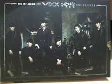 VIXX - 1st Album [VooDoo] 'Voodoo Doll' Vol.1 :: CD w.booklet+Poster+Mini Photo