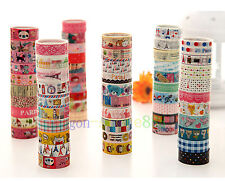 cute kawaii lovely cartoon book deco tape scrapbooking adhesive paper sticker
