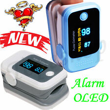 Beep**OLED Accurate Monitor Finger Pulse Oximeter, Blood Oxygen,PR,SPO2 monitor