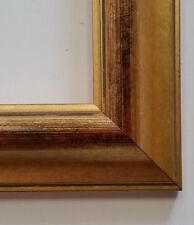 """1 3/4"""" Gold  Picture Frames Furniture Quality for Paintings, Photos or Prints"""