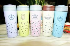 Cute Fashion Mug Stainless Steel Vacuum Flask Thermos Insulated Tea Cup 220ml