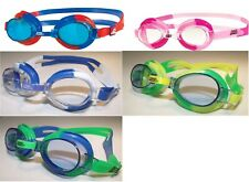 ZOGGS LITTLE SWIRL Kids CHILD Pool Swim Goggles Silicone Anti-Fog Choose 300535