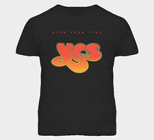 Yes Open Your Eyes Music Album T Shirt