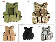 New Style Tactical Vests/Multifunctional Nylon Multi-pocket Vests/Army fans vest