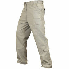 Condor #608 Tactical Cargo Pants LightWeight RipStop KHAKI