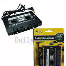 Car AUX Audio Tape Cassette Adapter FOR HTC Mobile Cell Phones new
