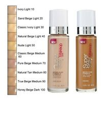 MAYBELLINE SUPERSTAY 24 HR FOUNDATION MAKEUP NEW PLEASE SELECT SHADE FROM MENU