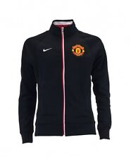 Manchester United Nike Core Trainer Jacket / Track Top M L RRP £64.99 !FREE P&P!