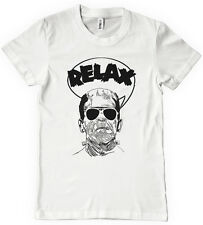 Frankiestien Say Relax T-Shirt Music Frankie TEE Retro 80s Goes to Hollywood