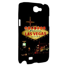 NEW Samsung Galaxy Note 2 3 N9005 Hard Shell Case Cover Welcome to Las Vegas