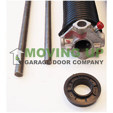 """Right Wind 262 X 2"""" X All Lengths Garage Door Torsion Spring w/ Winding Bars"""