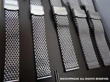 STAINLESS STEEL BAND METAL STRAP FOR TRASER Luminox 22m