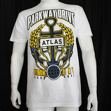 Authentic PARKWAY DRIVE Band Anchor Logo T-Shirt S M L XL 2XL NEW