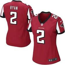 NWT Nike #2 MATT RYAN Atlanta Falcons NFL YOUTH Girls Team Color Game Jersey