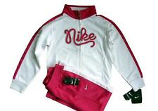 Baby Girls Nike Tracksuit Zip Jacket + Trouser 0 6 9 12 18 24 mts *£45  New BNWT