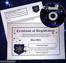 NAME A STAR! Personalised Valentines Day present for men and women! BONUSES