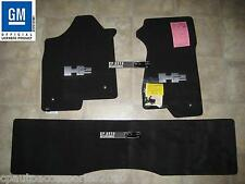 2003 2004 2005 2006 2007 2008 2009 Hummer H2 3pc Floor Mat Set (VelourTex)