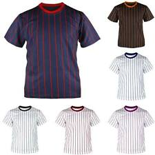 New Coolon Baseball Casual T-shirts Sports Round Wear Tee Jersey Dry Fit Sz S-XL