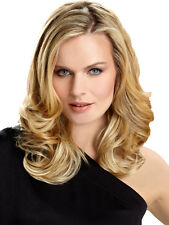 """20"""" Wavy Clip In Extension Styleable Soft Waves Hairdo Heat Friendly"""