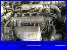 TOYOTA CAMRY 88 to 93 SV21 3SFE THROTTLE BODY & TPS SWITCH WRECKING 4 PART 9092