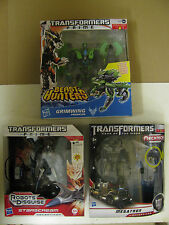 Transformers Various Prime Robots In Disguise Dark Of The Moon DOTM Voyager BN
