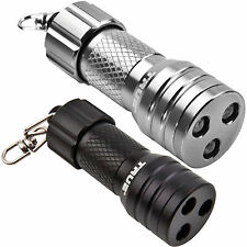 TRUE UTILITY 3 LED MICROLITE KEY RING TORCH – Water resistant compact keyring