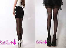 TATTOO COLLECTION New Sexy Illusion Stockings Trendy Fascinated Pantyhose Tights