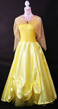 1950's-Grace Kelly-Princess Belle-Fairytale Ballroom Dress Fancy Dress Costume