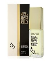 FRAGRANCES WOMEN MUSK BY ALYSSA ASHLEY EAU DE PARFUM SPRAY GIFT IDEA