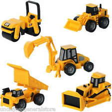 "CAT Vehicle Small Construction 3"" Plastic ~ Prizes, Parties, Stocking stuffer +"