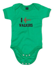 I Crossbow Walkers, The Walking Dead inspired Kid's Printed Baby Grow