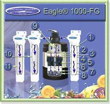 CRYSTAL QUEST® Eagle® Mid-Size Whole House Water Filters