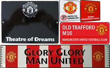 Manchester United Signs - 7 Varieties - Street Signs, House Numbers and more!