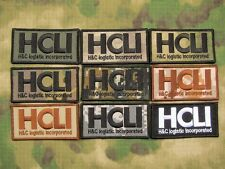 Jormungand ヨルムンガンド Series H&C logistic incorporated Embroidery Velcro Patch