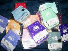 Authentic Scentsy Melting Bars A-L 2.6 oz New Candle Melts Wafers Great Smells